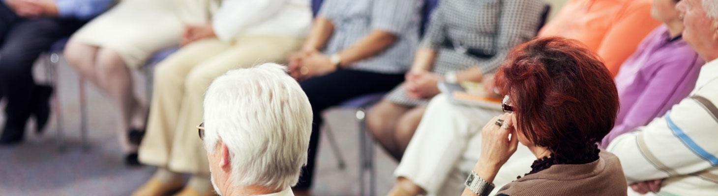 Il ruolo dell'auto/mutuo aiuto nell'assistenza agli anziani non autosufficienti - Erickson 2