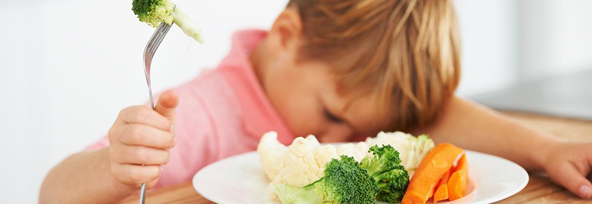 I comportamenti alimentari difficili nei bambini con autismo - Erickson 2