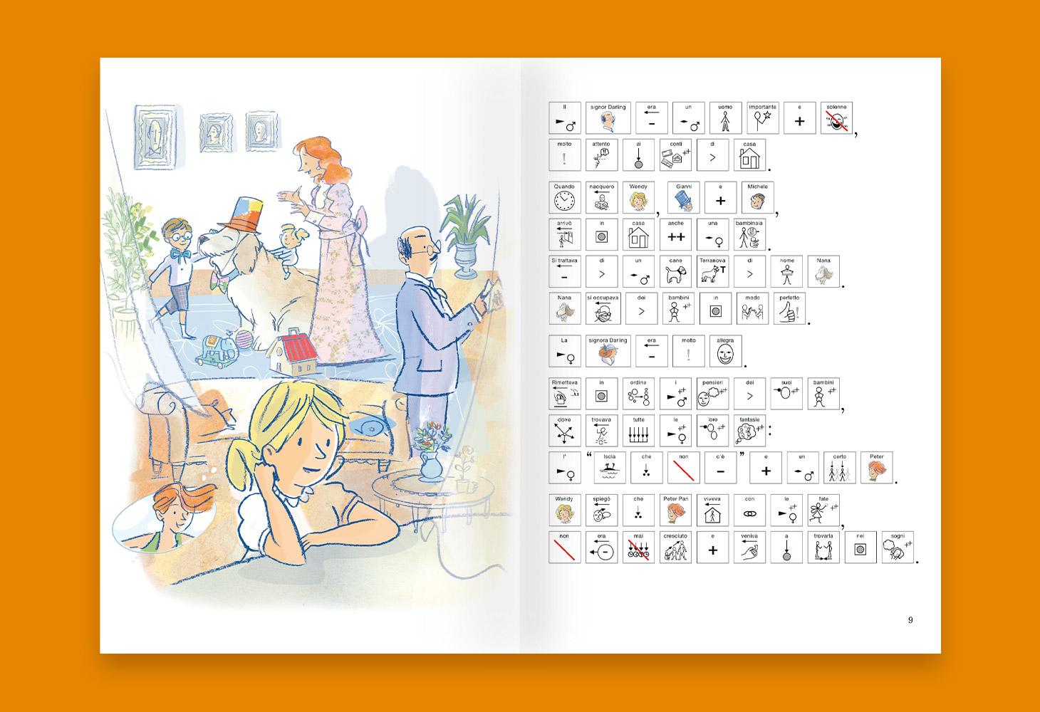 I classici della letteratura per ragazzi diventano per tutti con il linguaggio della CAA - Erickson 5