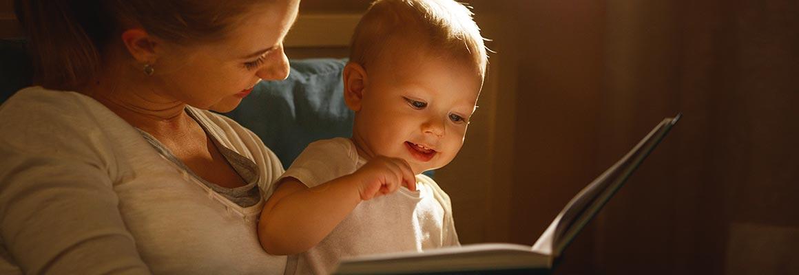 Perché è importante leggere ai bambini fin dai primi mesi di vita - Erickson 2