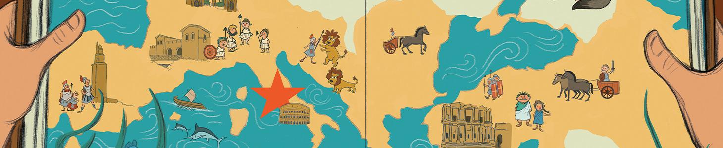 Viaggia nel tempo con gli Storianauti - Erickson 2
