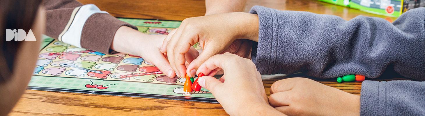 Il gioco da tavolo come veicolo di competenze - Erickson 1