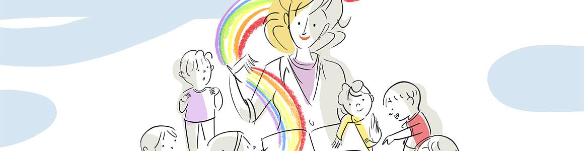 Fare filosofia con i bambini alla scuola dell'infanzia 2