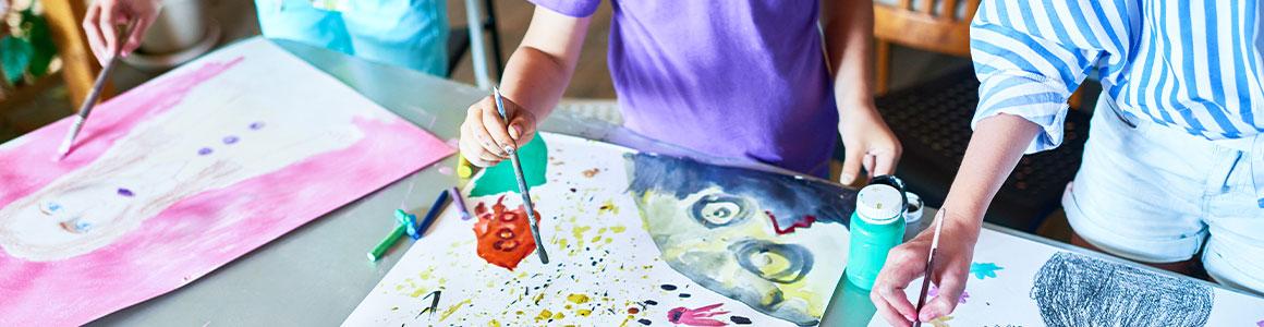 La creatività è una risorsa fondamentale per la crescita dei bambini 2