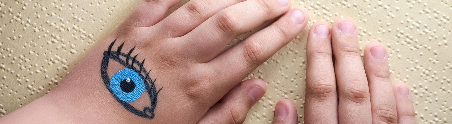 L'apprendimento del bambino con disabilità visiva - Erickson 1