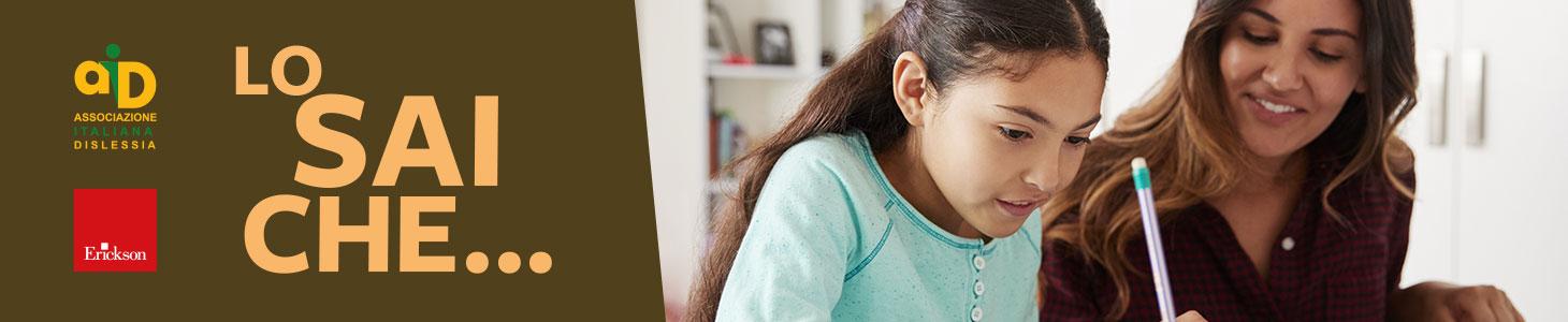 Come convivere a casa con la dislessia dei propri figli ai tempi della Didattica a Distanza - Erickson 1