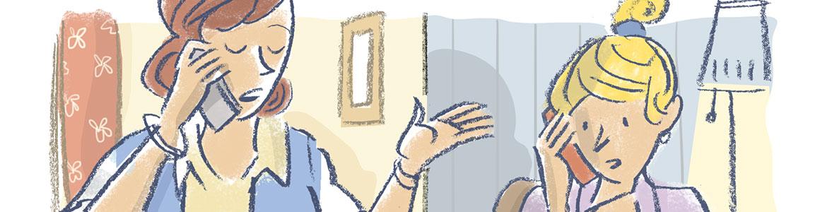Come fare quando i bambini non collaborano con i genitori? 2