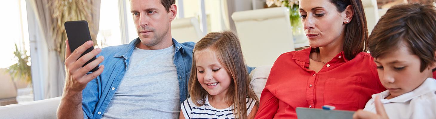 Quando i nuovi media distraggono i genitori - Erickson 1