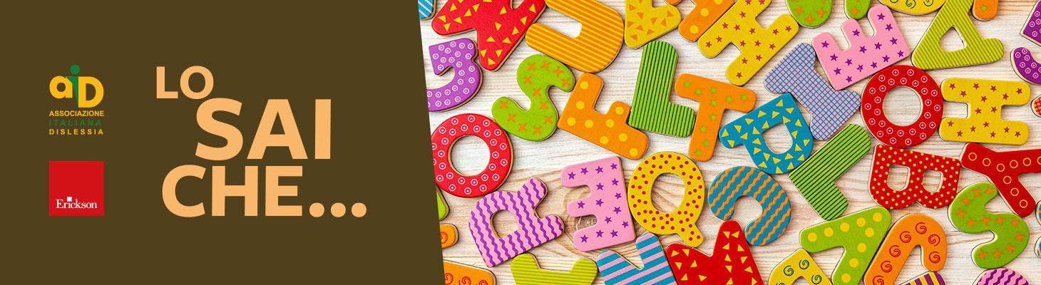 10 consigli per insegnare a bambini e ragazzi con DSA - Erickson 1
