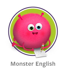 monster english