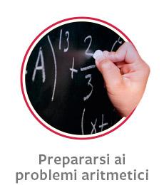 Prepararsi ai problemi aritmetici di scuola secondari