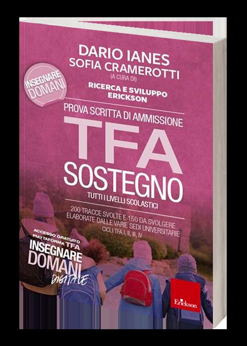 copertina TFA sostegno LP