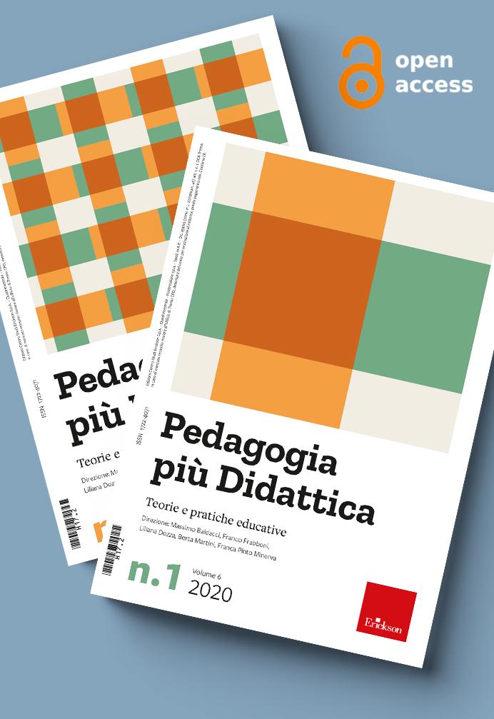 rivista pedagogia più didattica